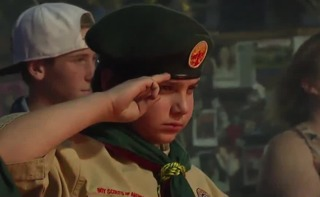 Scouts honor 1 Oct. victims by retiring 58 flags