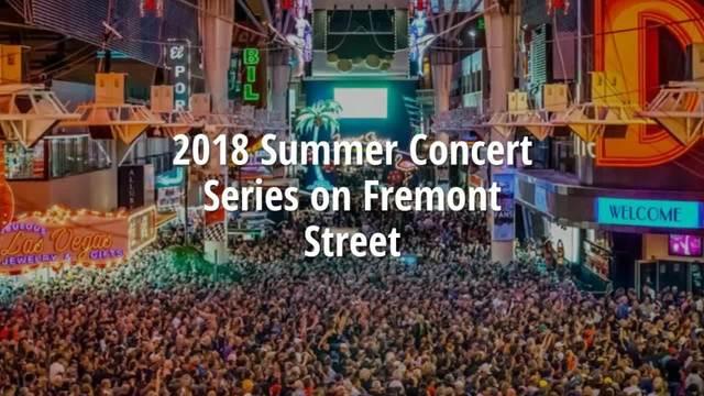 Image result for fremont street concert series  las vegas