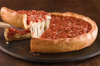 Get free slices on National Deep Dish Pizza Day