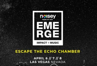 Tickets still available for EMERGE festival