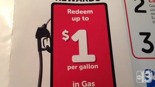 Tips on saving at the pump now that gas is $3