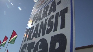 Changes coming to paratransit bus service