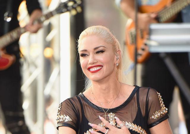 Gwen Stefani Grilled About Blake Shelton Marriage Rumors!