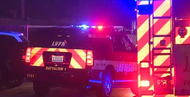 Man shot near nellis and cheyenne one news page video