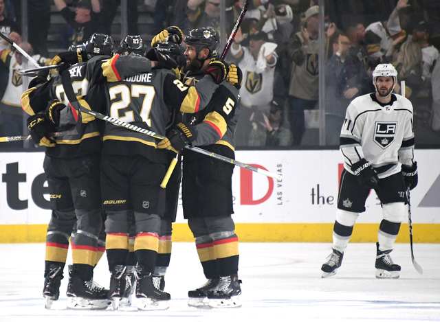 Vegas Golden Knights Stanley Cup playoff blog