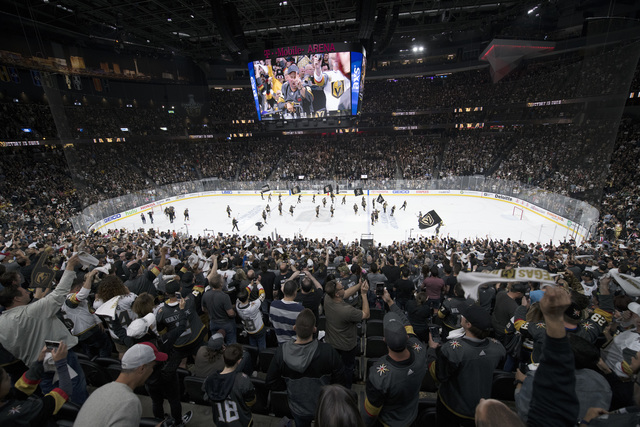 NHL Playoffs 2018 Wednesday scores, schedule: Golden Knights shut out Kings, Penguins blank Flyers, Jets edge Wild
