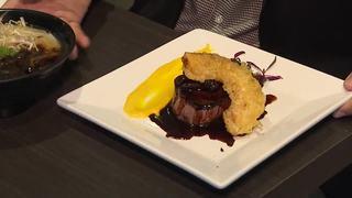 Conveyor belt sushi restaurant now open in Vegas