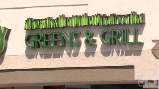 Dirty Dining: Greens and Grill