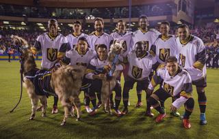 PHOTOS: Lights FC in Las Vegas