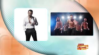 Tony Dovolani Joins Chippendales!