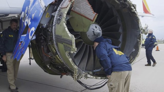 FAA orders more jet engine inspections