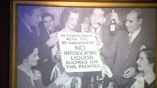 Mob Museum exhibit brings back prohibition-era