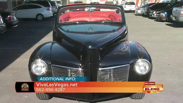 Viva Las Vegas Rockabilly Weekend KTNVcom Las Vegas - Rockabilly car show las vegas 2018