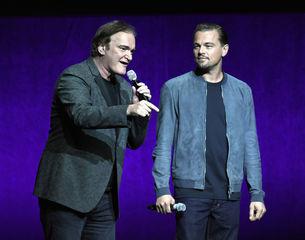 Annual CinemaCon brings big stars to Las Vegas