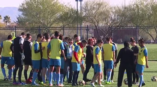 Lights technical director suspended 4 games