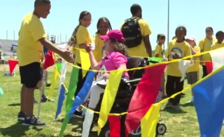 Special Olympics hosts event for CCSD students