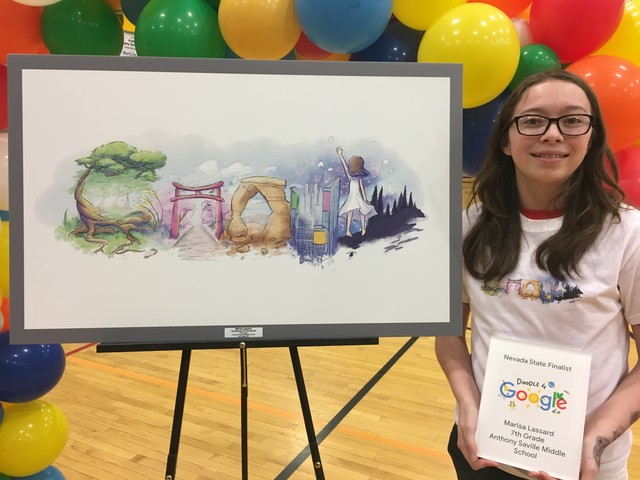 Queens 3rd grader wins statewide Google Doodle contest