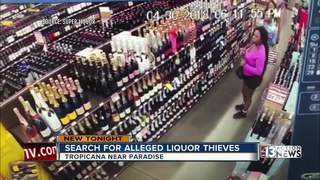 2 women accused of stealing booze multiple times