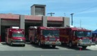 Las Vegas fire station reopens its doors