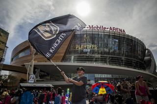 VGK brought more locals to Las Vegas Strip