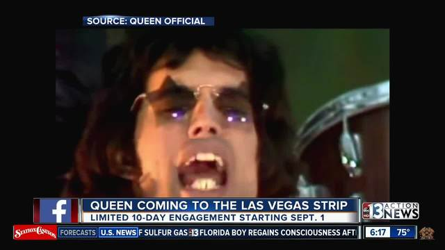 Adam Lambert And Queen Headed To Las Vegas For Limited Run