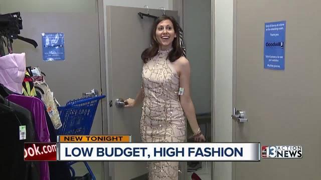 Thrift Store Chic Las Vegas Stylists Create Dramatic Fashion