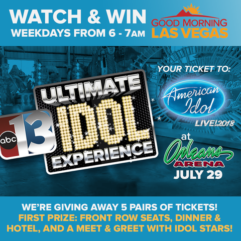 Ultimate American Idol Giveaway Watch and Win...