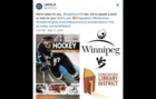 Vegas, Winnipeg libraries talk trash on Twitter