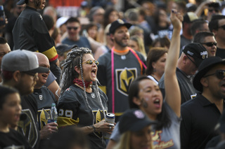 PHOTOS: Vegas Golden Knights playoff gallery
