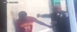 School officer pepper sprays student on camera