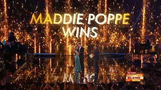 American Idol Winner Maddie Poppe!
