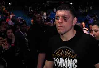 REPORT: Nick Diaz arrested for domestic violence