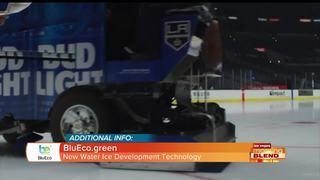 Revolutionary New Water And Ice Development Tech