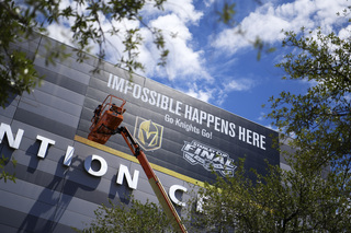 PHOTOS: Support for Vegas Golden Knights
