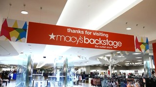Macy's outlet store opening at Meadows Mall