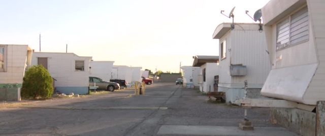 Mobile home park mass eviction just days away