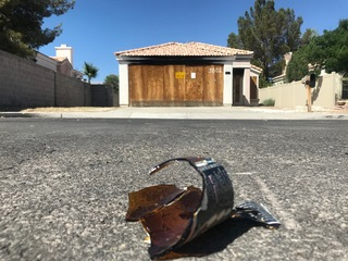 Las Vegas home with deadly past haunts neighbors