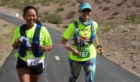 Legally blind valley mom trains for a marathon