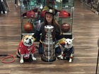 Bark-Andre Furry, Ovie the Bulldog meet in Vegas