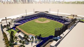 Las Vegas Ballpark sales center opens