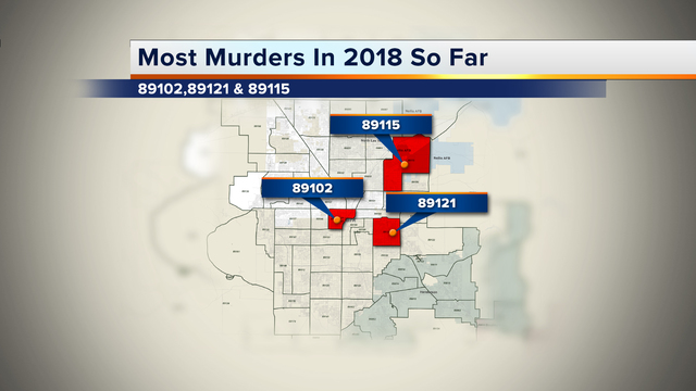 where are murders occurring in las vegas murders up for first part of 2018 las vegas. Black Bedroom Furniture Sets. Home Design Ideas