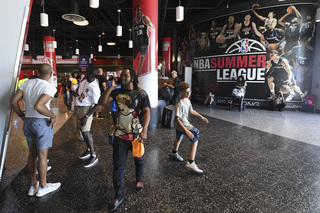 NBA Summer League hosting First Responders Day