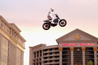 PHOTOS: Pastrana attempts Knievel's stunts