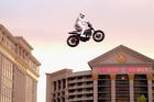 PHOTOS: Pastrana attempts Knievel's stunts