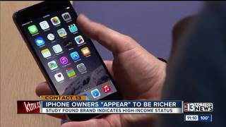 Study: iPhones & iPads owners appear rich