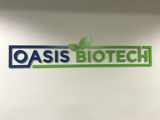 PHOTOS: Oasis Biotech opens in Las Vegas