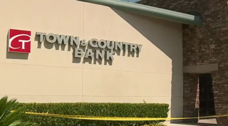 Shoppers concerned after Tuesday bank robbery