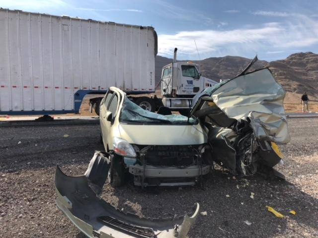 Driver admits being asleep at wheel before crash