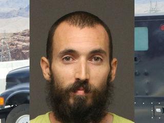 Bail raised for man in Hoover Dam barricade