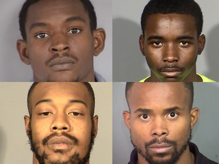 4 arrested for fatal shooting in North Las Vegas